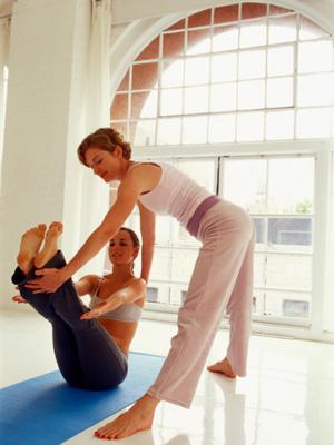 Йога в первом триместре беременности