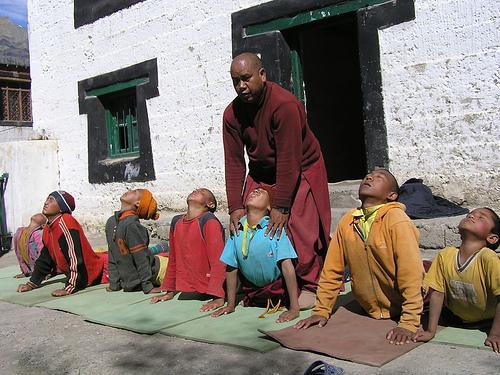 tibetan yoga  Мистические практики Тибета: янтра йога трул кхор тибетская йога