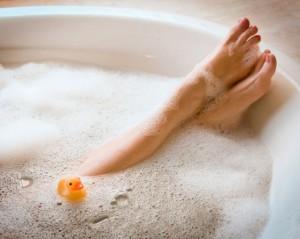 bath  Усовершенствуя горячую ванну: