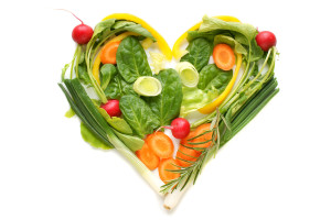 salat herz  Корни вегетарианства: йога и питание вегетарианство