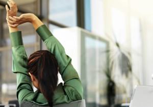 stretching office  6 упражнений на вытяжение для выполнения на работе: