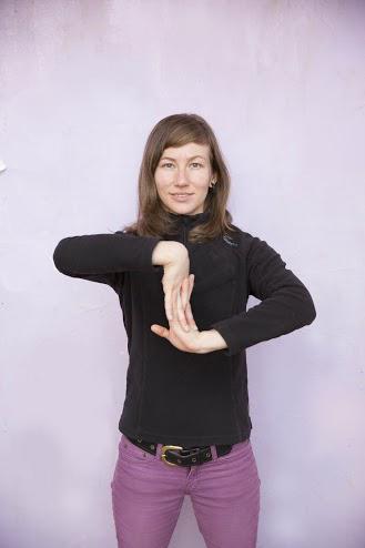 zapiastie e  Cиндром запястного канала и йога: