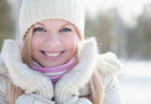 skin in winter  Как ухаживать за кожей зимой: секреты Аюрведы: