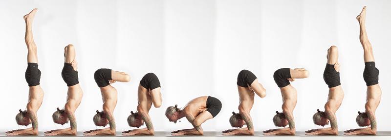 Йога для сжигания жира