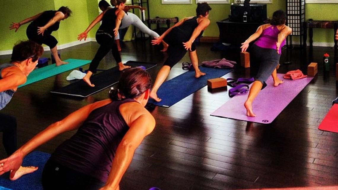 calorii  Какой вид йоги сжигает больше калорий?:
