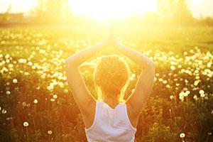 summer yoga  Йога на все сезоны: лето: