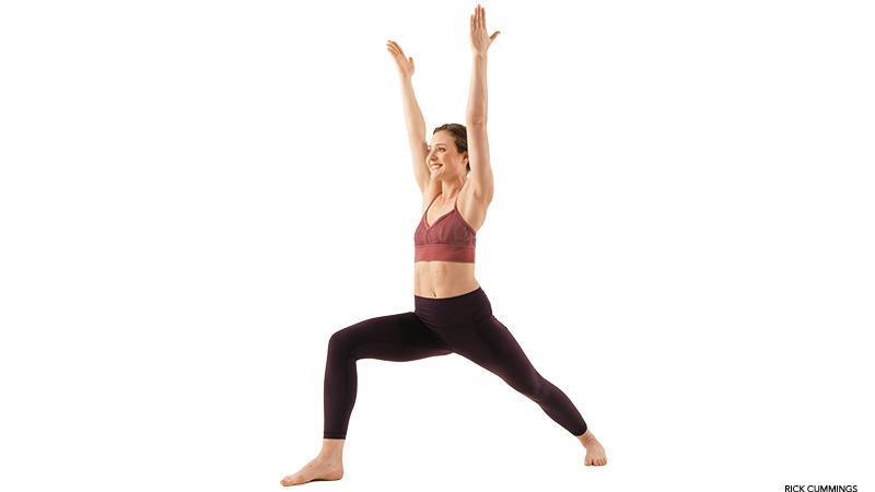 vira  Йога анатомия: как вытянуть и укрепить  поясничную мышцу: