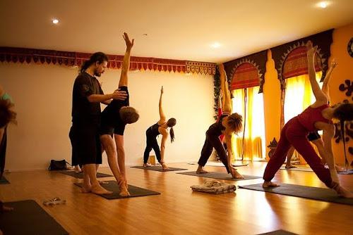vvodny kurs  Вводный курс по хатха йоге в Аштанга Йога Центре в феврале 2017:
