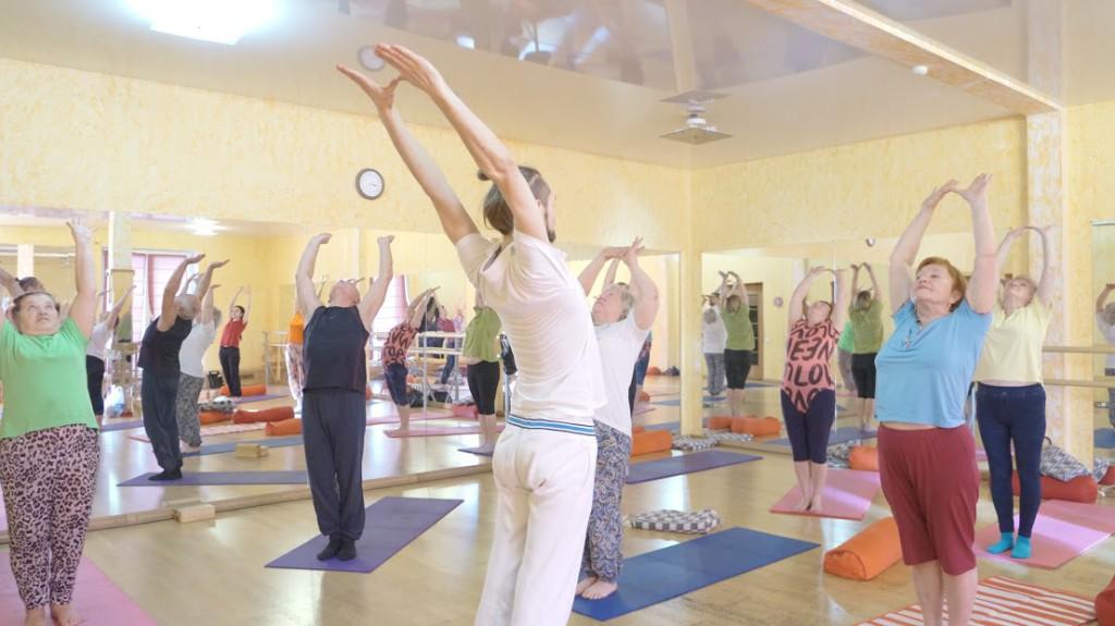 parimana pens 1  Льготные занятия по йоге для пенсионеров в Санкт Петербурге: