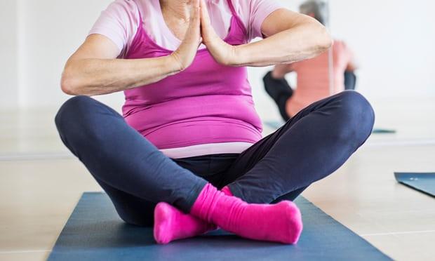 Йога помогает больным раком справиться с болью и усталостью: