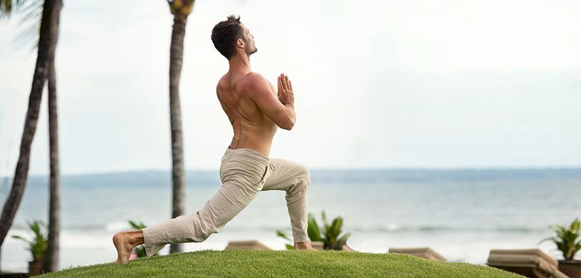 Йога помогает больным астмой   говорится в исследовании: