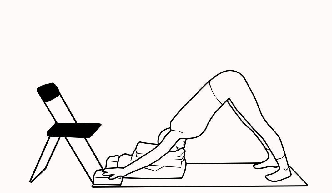 Восстанавливающая практика йоги:
