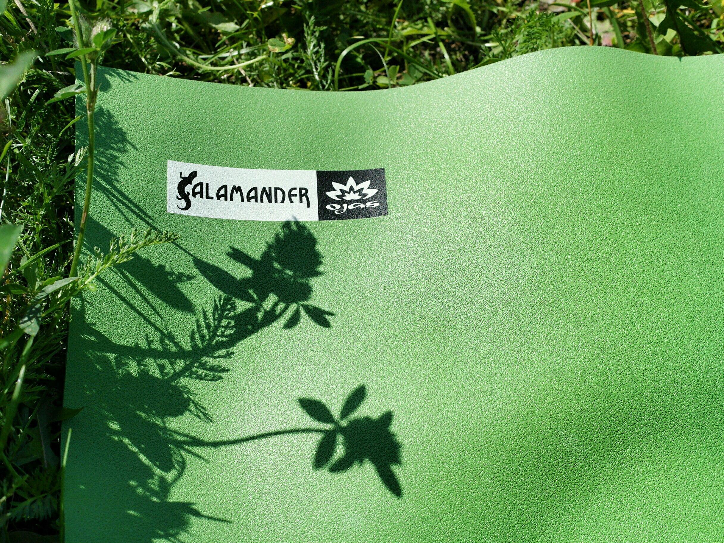 Коврик для йоги Salamander Slim: обзор: обзор коврик для йоги