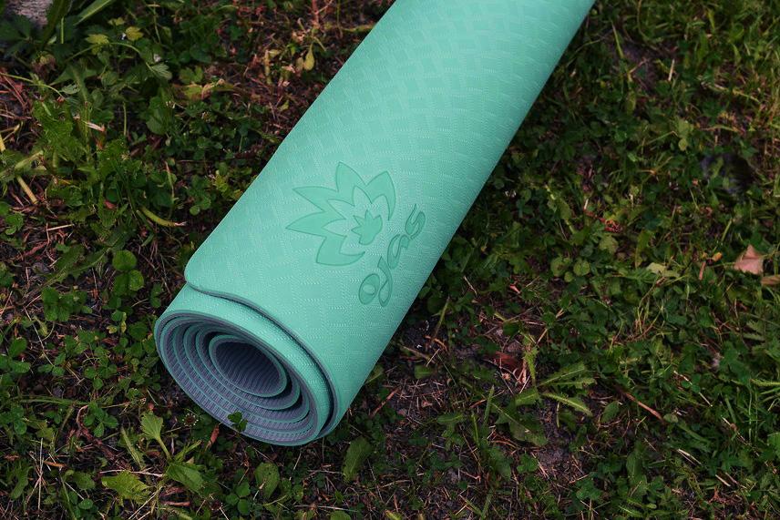 Коврик для йоги Shakti Pro: обзор: