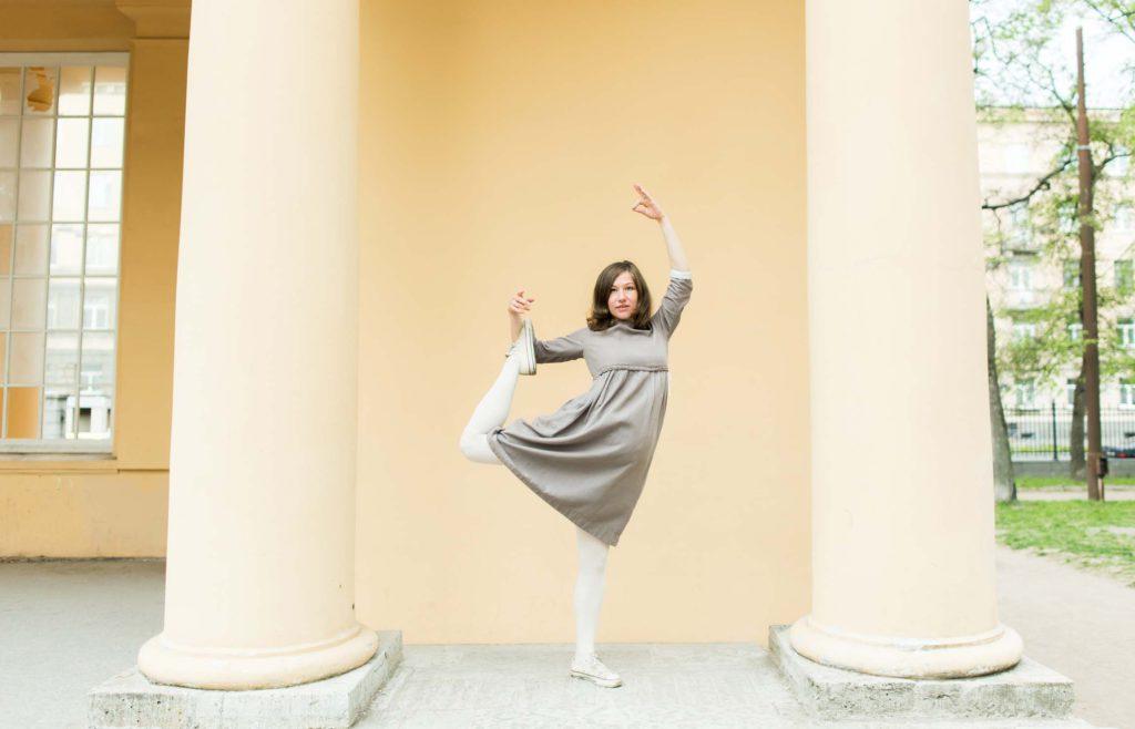 Как йога помогает в родах: