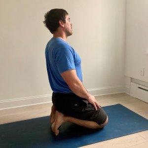 Пять лучших поз йоги при беговых травмах: йога бег