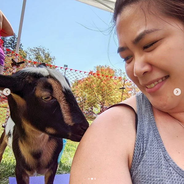 Йога с козами в главном штабе Google — Googleplex: