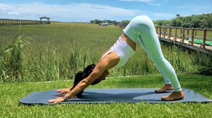 6 поз йоги для спортсменов с зажатыми мышцами задней поверхности бедра:
