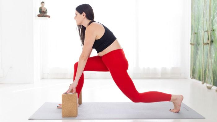 6 упражнений для раскрытия бедер, которые стоит попробовать вместо Позы Голубя:
